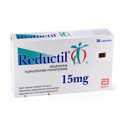 Buy Reductil Online 15 mg ( Sibutramine ) Generic