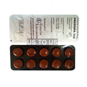 Buy Soma 350mg (Carisoprodol) Online